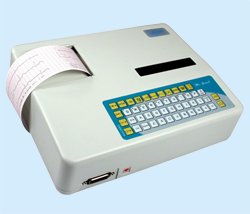 AsCARD MrGreen2 v.002 Elektrokardiograf