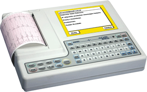 AsCARD MrGrey v.201 Elektrokardiograf