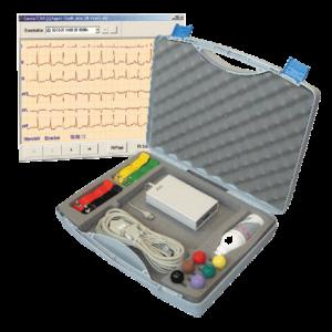 AsCARD Coral v.101 Cyfrowy elektrokardiograf