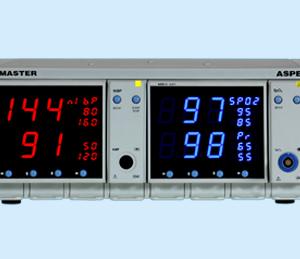 AsMASTER – NIBP/SPO2 v.002 Pulsoksymetr z automatycznym ciśnieniomierzem