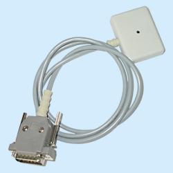 Kardiotel M12 – Odbiornik v.001 Analogowy nadajnik sygnału EKG