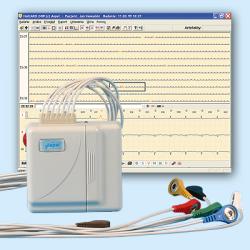 HolCARD 24W TELE Alfa System v.001 Cyfrowy rejestrator EKG wraz z oprogramowaniem
