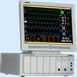 MediSTATION Standard – model FB v.001 Telemonitor pacjenta