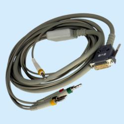 Kabel pacjenta KEKG 30 W v.001 do elektrokardiografów serii AsCARD