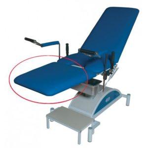 Przystawka urologiczna na nogi do foteli ginekologicznych BTL-1500