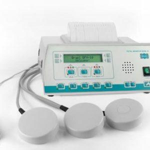 BFM-10 TWIN Kardiotokograf dla ciąży bliźniaczej i pojedynczej