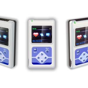 Holter EKG 12-kanałowy / WKEA-8000
