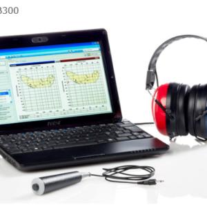 Audiometr przesiewowy Oscilla USB 300