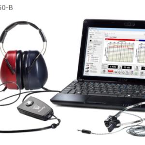 Audiometr diagnostyczny Oscilla USB 350 B