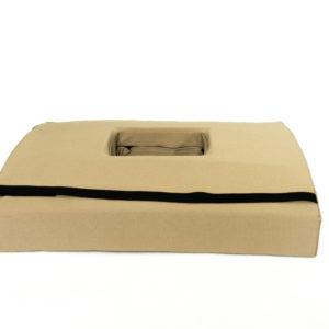 Poduszka przeciwodleżynowa z otworem
