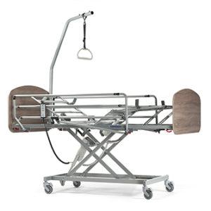 Łóżko rehabilitacyjne – krzyżakowe