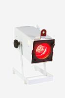 128827020102 bialy - Lampa Sollux LS-1 Stołowa