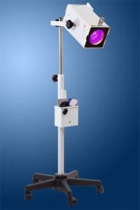 128827073201 bialy bg 200x300 - Lampa Sollux LS-2 Statywowa z płynną regulacją mocy