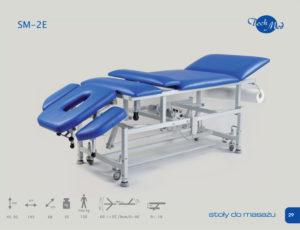 1289813455sm2e 300x230 - SM-2 E Stół do masażu z elektryczną regulacją wysokości
