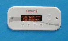 1290010061panel sterowania - CASTILLO Wanna do masażu wirowego kończyn górnych