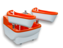 1290088436tasman 2 - TASMAN/E Wanna czterokomorowa do kąpieli elektryczno-wodnej