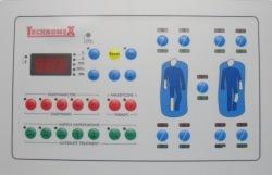 1290088508panel tasman - TASMAN/EN Wanna czterokomorowa do kąpieli naprzemiennej i elektryczno-wodnej