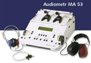 1290173390audiometrma53 300x209 - MA 53 Audiometr diagnostyczny