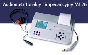 1290260348audiometrmi26 300x187 - MI 26C Adiometr tonalny i impedacyjny