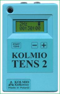 1301577383tens2r 191x300 - KOLMIO TENS 2 wersja rozszerzona Aparat do elektrostymulacji