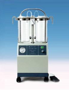 1310717349suctionunityx980d 231x300 - Elektryczny ssak medyczny YX980D