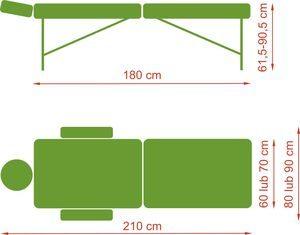 1329723407panda pro1 300x235 - Panda Pro składany stół do masażu