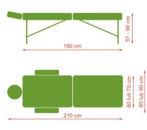 1329725268medsport pro1 300x265 - Medsport Pro składany stół do masażu