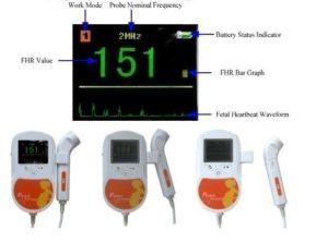 1354049047sc 300x222 - Detektor tętna płodu Sonoline C