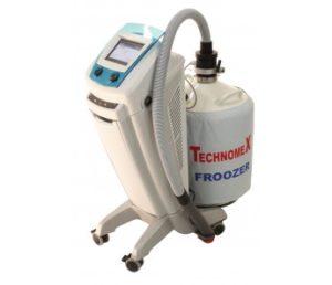 1403628215a1 300x258 - FROOZER - Urządzenie do krioterapii na ciekły azot ze zbiornikiem 30 litrów