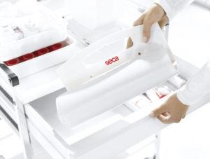 1289930863210 measuring mat in drawer rgb600b 300x227 - SECA 210 Mata pomiarowa dla niemowląt i małych dzieci