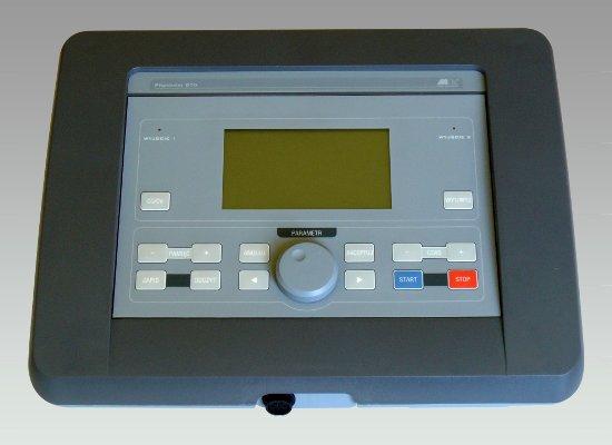 INTER D74 Dwukanałowy aparat do elektroterapii