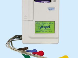 AsPEKT 800 v.001 Rejestrator holterowski EKG