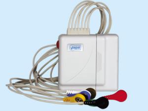 Rejestrator holterowski EKG AsPEKT 702 v.001 dla weterynarii
