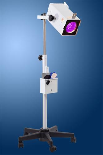 Lampa Sollux LS-2 Statywowa z płynną regulacją mocy