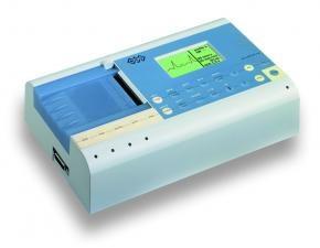 BTL-08 SD3 3-kanałowy elektrokardiograf z ekranem graficznym
