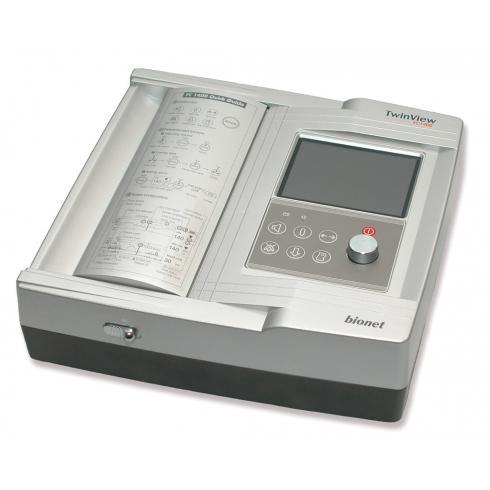 KTG BTL-FC 1400 Kardiotokograf o wysokiej czułości do badania bliźniąt