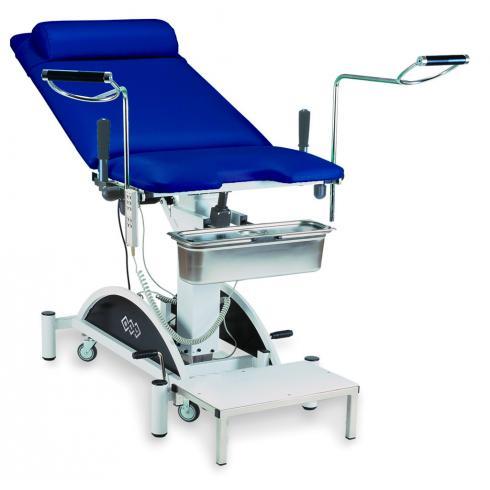 BTL-1500 3-silnikowy fotel ginekologiczny
