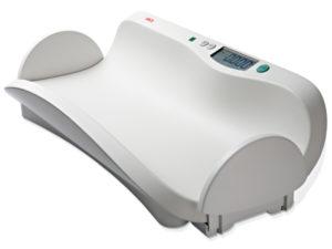 SECA 376 Elektroniczna waga niemowlęca z powiększoną szalką