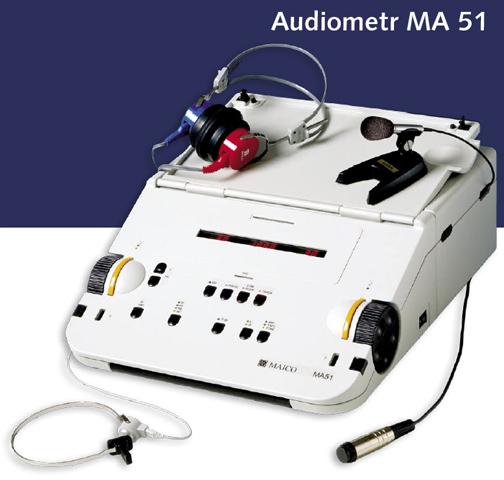 MA 51 Audiometr diagnostyczny