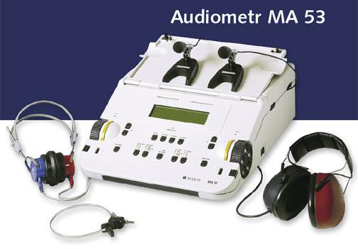 MA 53 Audiometr diagnostyczny