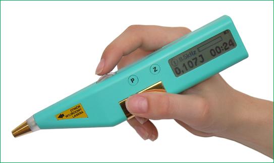 BIOLASER 2 - 635 nm (czerwony) Laser biostymulacyjny