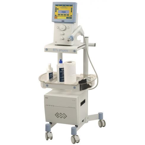 BTL-5000 SWT POWER aparat do terapii falami uderzeniowymi SWT