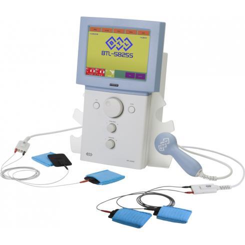 BTL-5825S Combi Aparat do elektroterapii i ultradźwięków