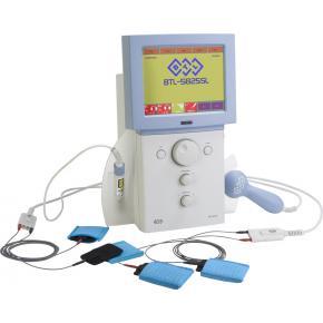 BTL-5825SL Combi Aparat do elektoterapii   terapii ultradźwiękowej   laseroterapii