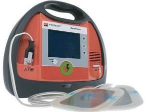 AED-M Automatyczny defibrylator zewnętrzny z monitorem