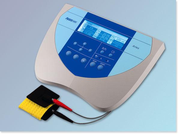 Aries M Jednokanałowy aparat do elektroterapii