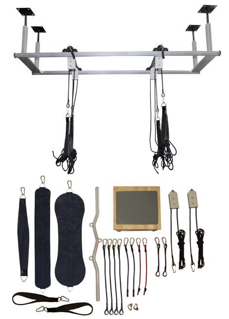 SLING THERAPY Zestaw pełny Urządzenie do ćwiczeń w podwieszeniu