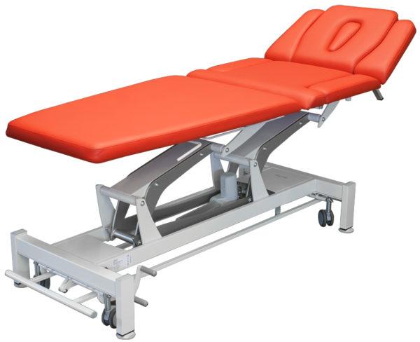 Terapeuta M-S7.F4 Stół do masażu i rehabilitacji - siedmiosekcyjny