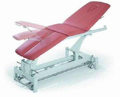 Duoplan Luxe Czteroczęściowy stół rehabilitacyjny z regulacją za pomocą ramy
