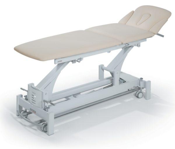 Trioflex Advanced Pięcioczęściowy stół rehabilitacyjny